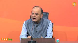 The duration of the code of conduct in Himachal Pradesh and Gujarat is similar : FM Arun Jaitley