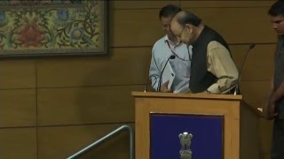 Press Conference by Shri Arun Jaitley at National Media Centre, New Delhi