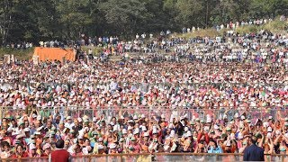 The corrupt lot is after Modi because he stopped their loot worth Rs. 57,000 crore : PM