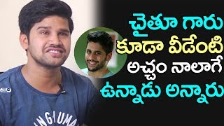 Artist Santhosh about Junior Naga Chaitanya Tag | Jabardasth Santhosh | Top Telugu TV