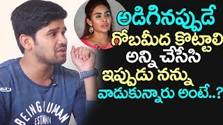 Artist Santhosh about Tollywood Casting Couch | Jabardasth Santhosh | Sri Reddy | Top Telugu TV