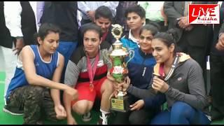 Brahmapur Senior Women Boxing Championship