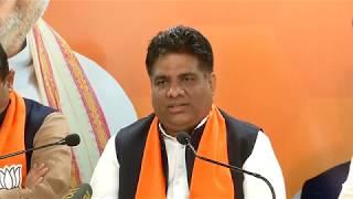 Press Conference by Shri Bhupender Yadav in Ahmedabad, Gujarat