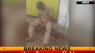 यूपी पुलिस को शर्मशार करने वाला है ये वीडियो