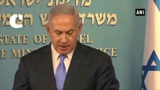 """Iran deal was """"recipe for disaster"""", says Israel's PM Netanyahu"""