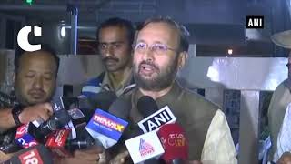 We will present proof of Congress' involvement in fake voter ID scam before the EC: Javadekar