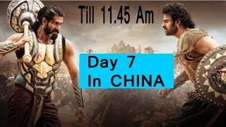 Baahubali 2 Collection Day 7 In CHINA Till 11 45 Am I Avengers Infinity War Will Ruin Baahubali 2