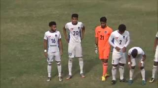 I-League 2nd Division: Delhi Dynamos FC 2-3 Real Kashmir FC