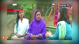Watch what Muslim women of Gujarat feel about PM Modi & BJP government.