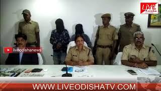2 lootera arrested in keonjhar