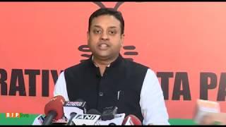 मधु कोड़ा को दी गई सजा एक तरह से पूरी कांग्रेस पार्टी को कटघरे में खड़ी करती है : डॉ. संबित पात्रा