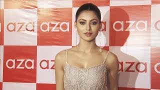 Urvashi Rautela At The Holiday Edition SS18 at Aza Launch