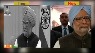 Congress's doublespeak on 2G scam : Dr Manmohan Singh had put the blame on Telecom Minister in 2011