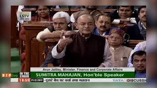 Not even a single NPA has been given after 2014 : FM Arun Jaitley