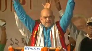 Shri Amit Shah addresses public meeting in Udaipur, Tripura : 07.01.2018