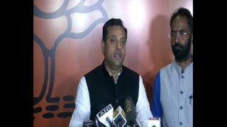 Congress tried to politicise the internal issues of judiciary & it is wrong: Dr. Sambit Patra