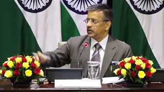Media Briefing on PM's upcoming visit to Sri Lanka & Media Briefing by Official Spokesperson