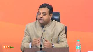 AAP's journey has gone from 'India against Corruption' to I AM CORRUPTION: Dr. Sambit Patra