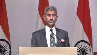 Speech by Foreign Secretary in Singapore to mark 25 years of India-Singapore Partnership