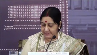 Inaugural address by EAM at India-US Forum (July 31, 2017)