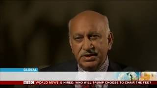 Interview of M.J. Akbar Minister of State for External Affairs to BBC (November 1, 2017))