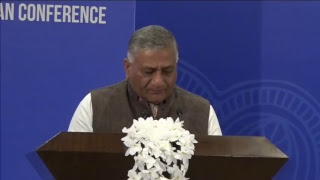 Opening remarks by EAM in the valedictory session at the first PIO Parliamentarian Conference