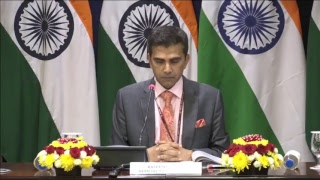 Media briefing by Official Spokesperson followed by Media Briefing on upcoming visit of PM to Davos