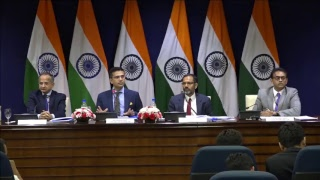 Media Briefing by Official Spokesperson followed by Media Briefing on PM's visit to Sweden & UK
