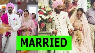 Neha Dhupia Married Angad Bedi In Close Ceremony