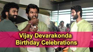 Vijay Devarakonda Birthday Celebrations   Vijay Devarakonda New Movie 2018   Daily Poster