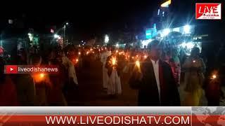 Mohona Candle Rally