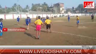 Cuttack inter school Football Tournament