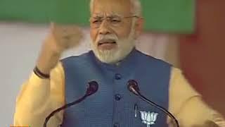 Jahan pura desh, pragati ke taraf badh raha hai, Karnataka mein ulti ganga beh rahi hai: PM