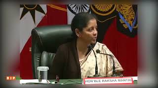 Pakistan will have to pay for this misadventure: Defence Minister Nirmala Sitharaman on Jammu attack