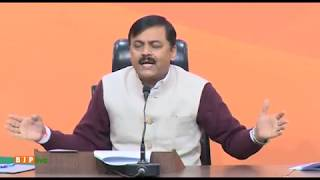 Press conference by Shri GVL Narasimha Rao & Shri K. Haribabu on special package to Andhra Pradesh