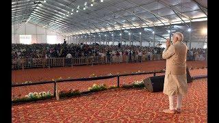 PM Shri Narendra Modi's speech at Bahubali Mahamasthakabhisheka Mahotsava
