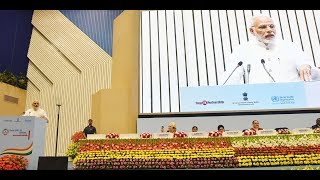 PM Shri Narendra Modi's speech at End-TB Summit in Vigyan Bhawan, New Delhi : 13.03.2018