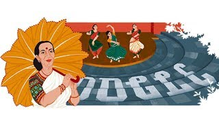 Mrinalini Sarabhai: Google celebrates legendary dancer's 100th birth anniversary with a doodle