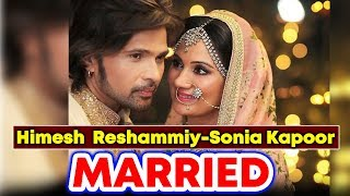 Himesh Reshammiya Marries Longtime Girlfriend Sonia Kapoor