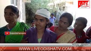 Kalampur Attack on lady
