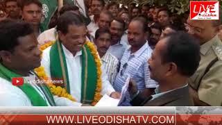 Birmaharajpur and Raighar BJD Protest