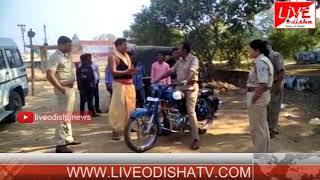Keonjhar Bullet & Biker Arrest For Noise Pollution