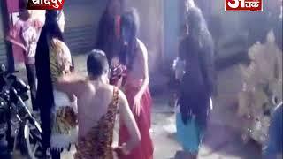 महर्षि बाल्मीकि जयंती पर निकाली गई शोभायात्रा