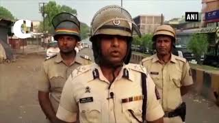 Shops set ablaze during clash in Aurangabad, Section 144 imposed