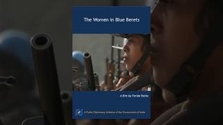 Les femmes dans les casques bleus