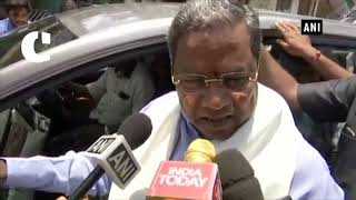K'taka polls: 'Yeddyurappa is mentally disturbed', says CM Siddaramaiah