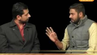 ''खास मुलाकत''  संजय पूनीया के साथ  @ राहुल भाखर