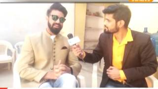 DPK NEWS - Mister india 2017 - Kamil Khan Interview in  Dpk News