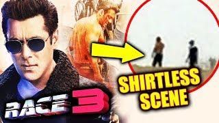 RACE 3: Salman Khan SHIRTLESS Scene Confirm | Jacqueline Fernandez, Bobby Deol, Daisy Shah