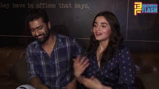 Gully Boy & Kalank Film Experience Is Great - Alia Bhatt Open Up On Sanjay Dutt & Madhuri Dixit